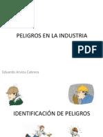 Peligros en La Industria