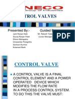 Control Valve Final
