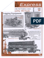 Kadee Model Railroad Logging Equipment