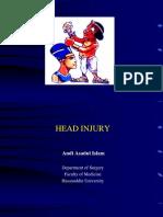 Head Injury New