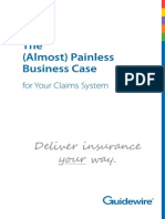 Brochure Guidewire Claims Painless Business Case