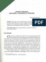 Lendas Urbanas -- Discurso, Verdade e Cotidiano -- Artigo Carlos Renato Lopes Revista da Anpoll (2005).pdf