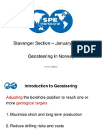 SPE Stavanger - Introduction to Geosteering