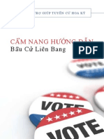 Election Assistance Commission Voter Guides Vietnamese