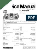 Manual SA AK340