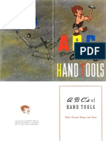 ABCs of Hand Tools