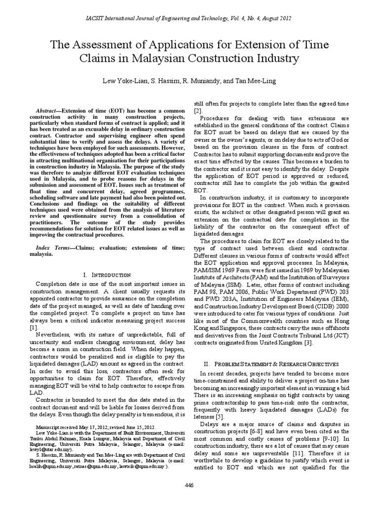 eot | Questionnaire | Evaluation