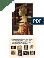 La imagen de la mujer en el Antiguo Régimen