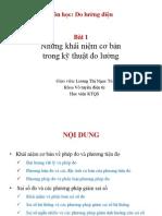 Bai Giang Do Luong Dien