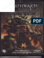 Deathwatch - Rites_of_Battle