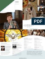 Catholic Faith Essentials 2013-2014 Brochure