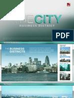 The CITY Business District    PDG VENDAS (21) 7900-8000