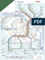 Netzplan Wien