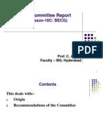 BECG.l-10C.cg Committees (Contd)CII