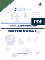 Manual Matematica i