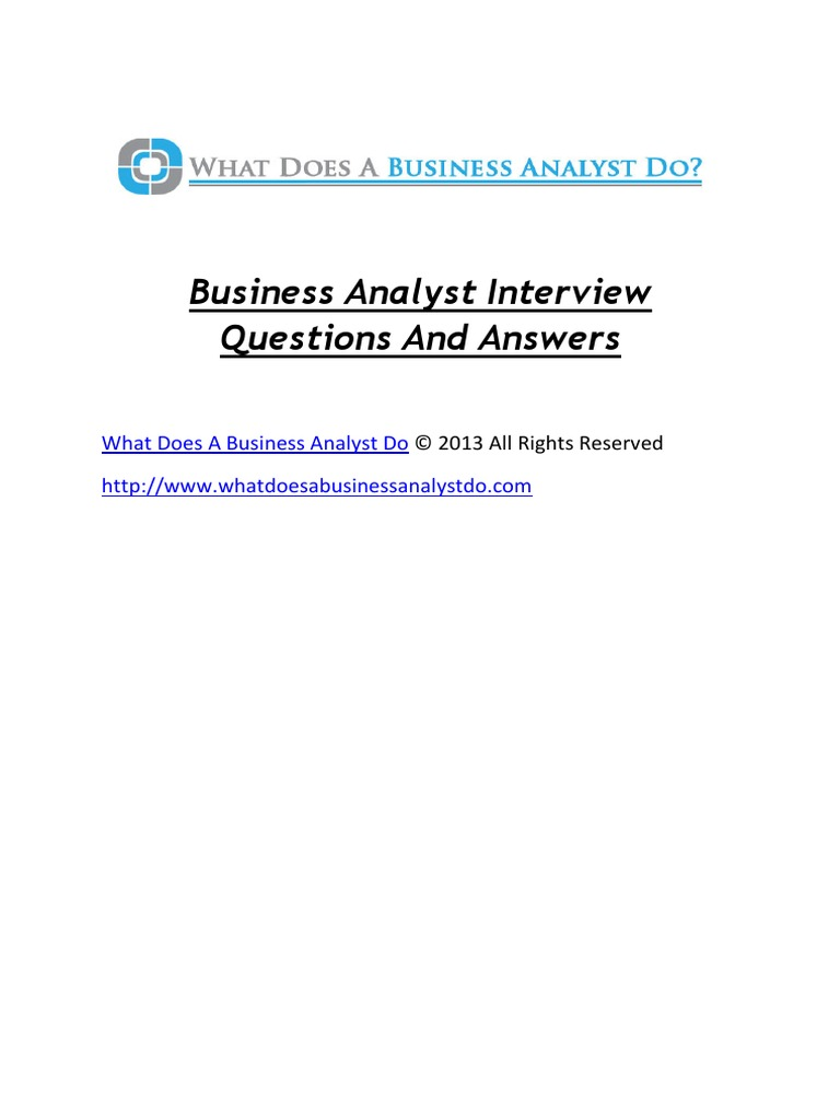 business analyst interview questions and answers pdf use case business analyst interview questions and answers pdf use case unified modeling language