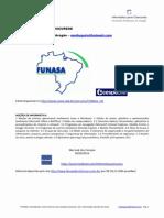 Informática para Concursos - FUNASA - Cespe/UnB concurso 2013