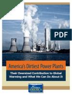 Dirty Power Plants