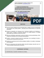219. CURSO DE EPISTEMOLOGIA EN CINCO MODULOS