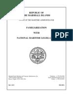 Legislatie Marshal Island