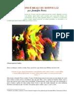 Jennifer Perez's Testimony - Brazilian Portuguese