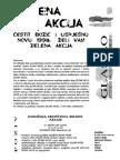 Glasilo (1997)- Zelena Akcija, Stud-pros 1997