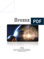 Terry Starker Sphere Pitch Document