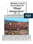 Globalists, Illegal Immigration and Aztlan