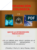 2 intervencion psicologica