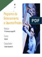 Finanzas AP AR