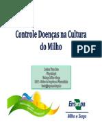 Controle de Doencas Na Cultura Do Milho