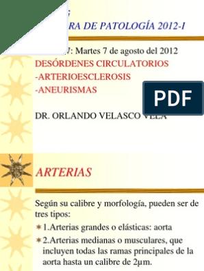 arteriolosclerosis hialina etiología de la diabetes