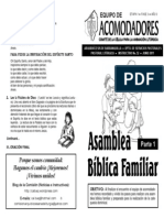 Asamble Biblica Familiar