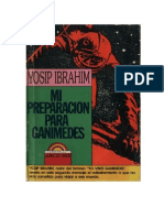 Ibrahim,Yosip - Mi Preparacion Para Ganimedes