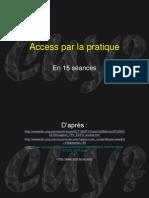 Access Par La Pratique
