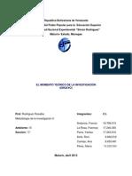 Metodologia II - Informe