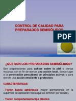 10-Control de Calidad de Preparados Semisolidos
