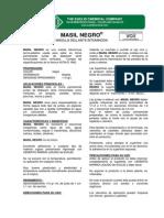 Ficha Tecnica EUCO - Masil Negro