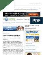 309151Gmail - La Verdad Para Hoy_Los Llamados de DIOS_Romanos 8y28