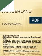 Diapositivas Realidad Nacional