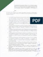 Resoluciones Informe Primer Debate Yasuni