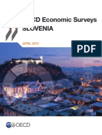 OECD Slovenia Survey 2013