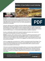 PCC Natural Markets Case Study