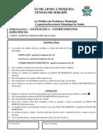 NProva Agent Comunit Saude Barra Coqueiros 6577
