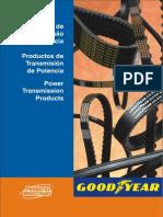 Catalogo Correias Goodyear