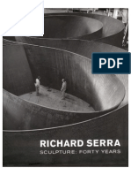 Richard Serra. Sculpture