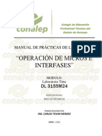 CUADERNILLO DE PRÁCTICAS MICROS E INTERFASES