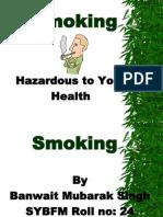 Smoking Project