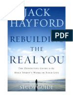 A Summary of Rebuilding the Real You Book