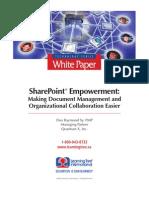 SharePoint Empowerment
